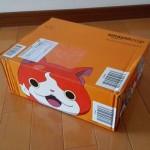 Amazonの箱がジバニャン!