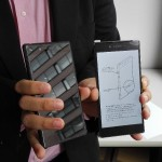 Xperia Z5 Premium (SO-03H) と Xperia Z5 (SO-01H) の外観比較